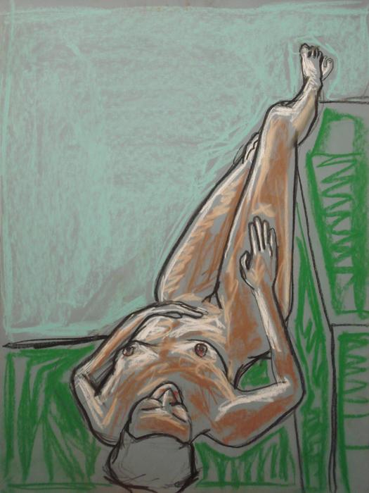 untitled drawing of tasha 003