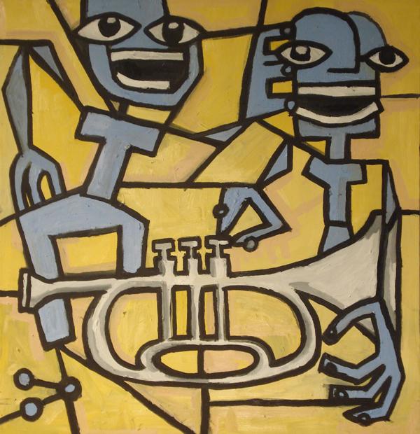 dress rehearsal part III (trumpet)