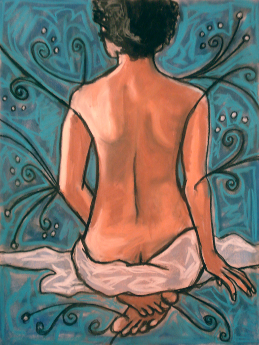 untitled drawing of akila 001