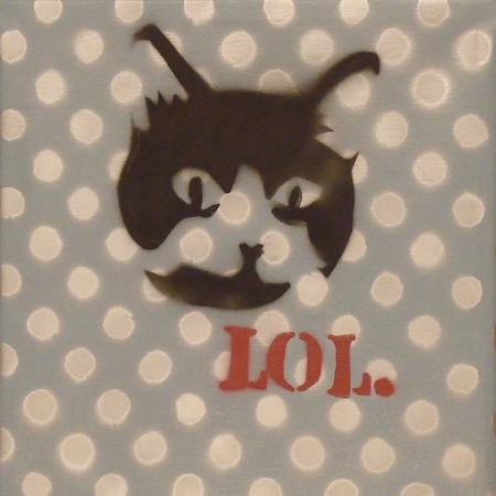OMG LOL CAT