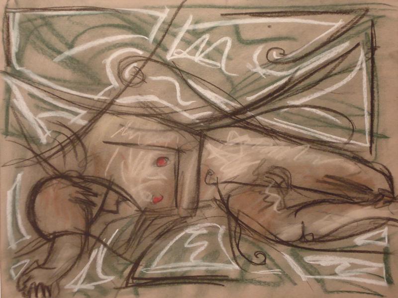 untitled drawing of nicholas 001