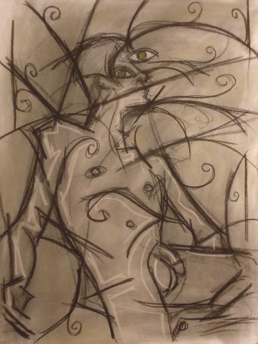 untitled drawing of nicholas 006