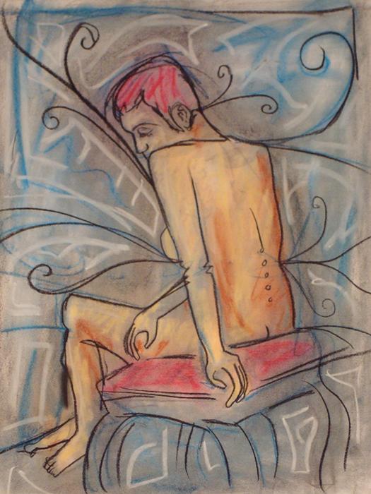 untitled drawing of shandai 003