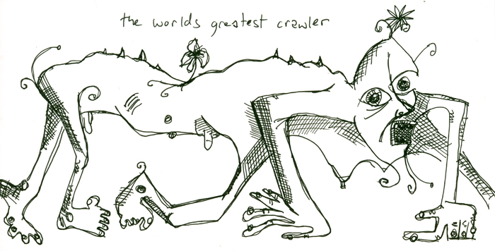 world's greatest crawler