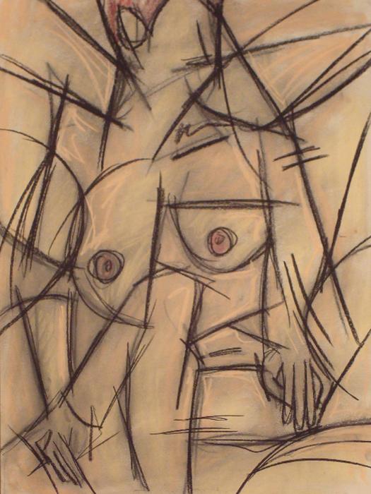 untitled drawing of shandai 013