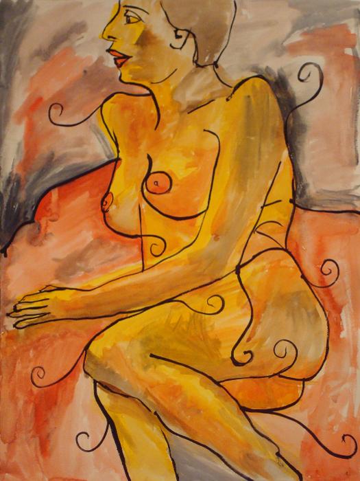untitled painting of shandai 004