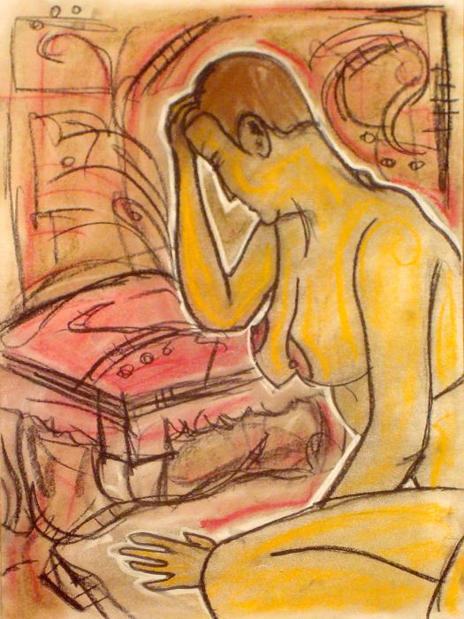 untitled drawing of shandai 020