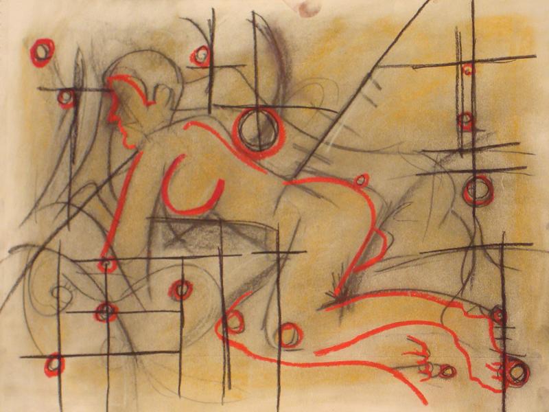 untitled drawing of shandai 021