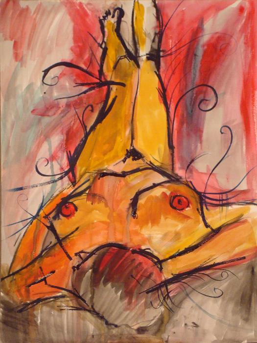 untitled painting of shandai 003