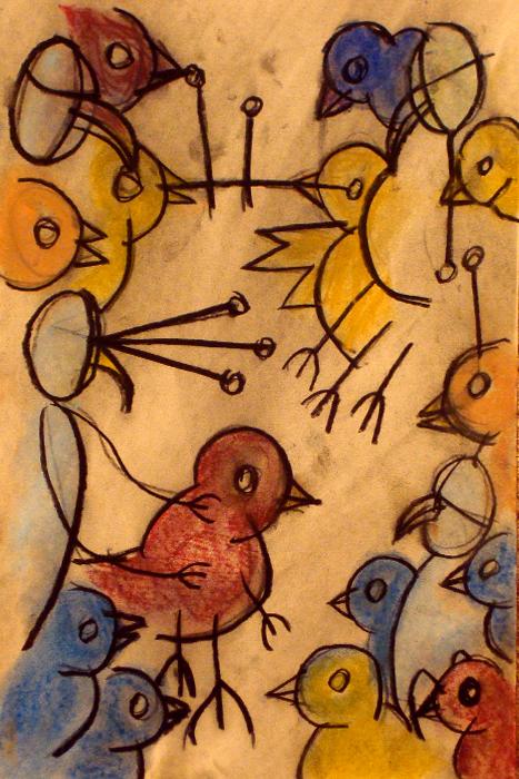 bird feeder part V