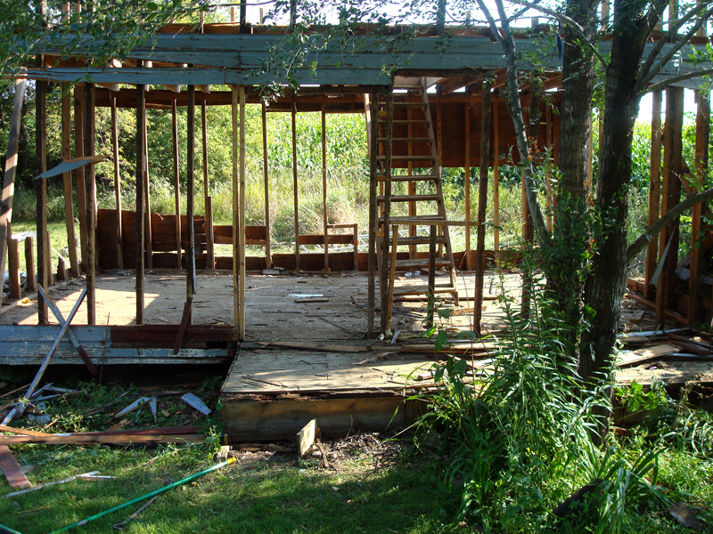 house deconstruction 2