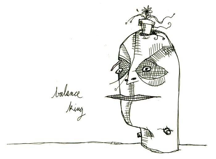 ballance king