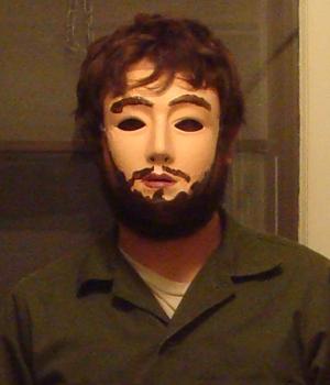 semke mask up close
