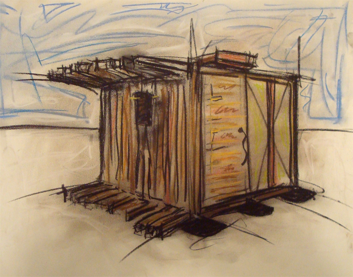 as built love shack