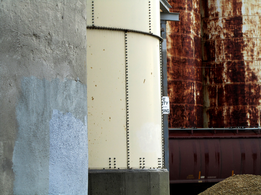 three breeds of silos