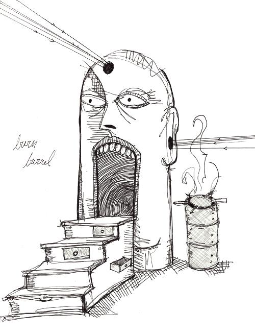 burn barrel