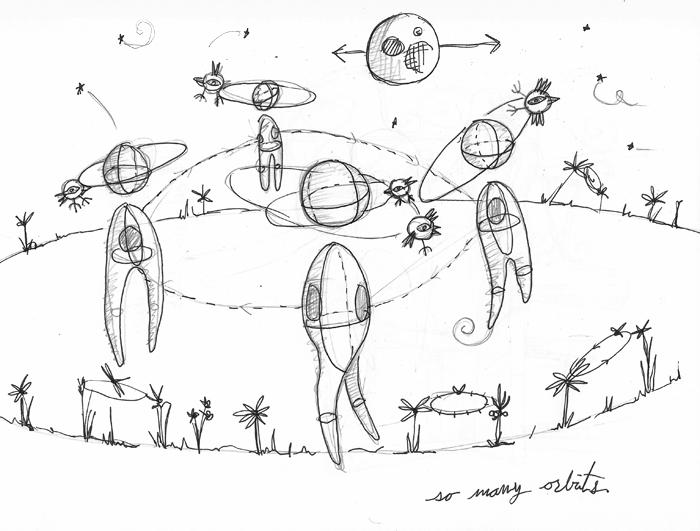 so many orbits
