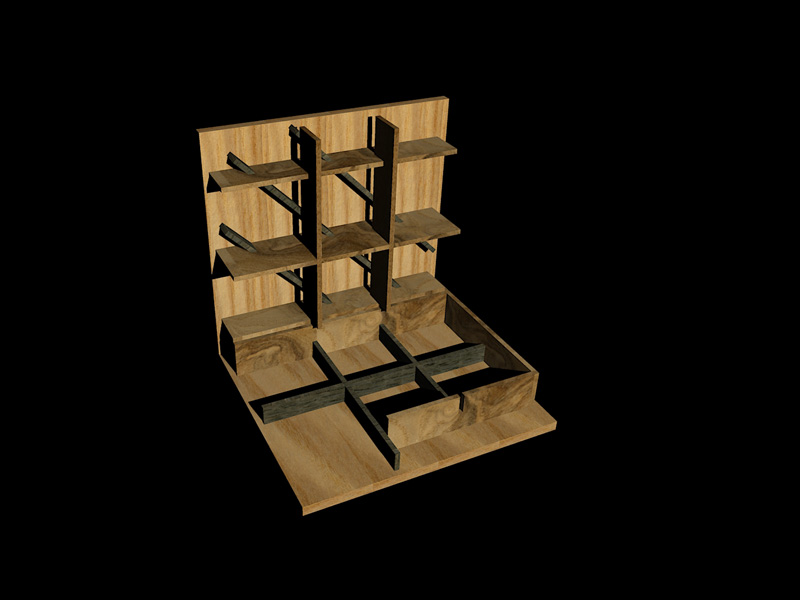 multiplication foundation rendering
