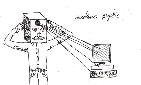 machine psychic