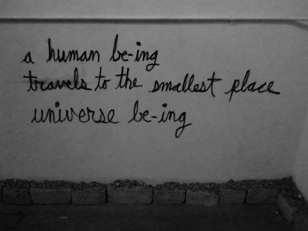 becoming a universe