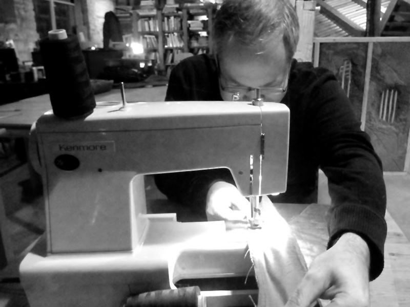 true gangsta sewing