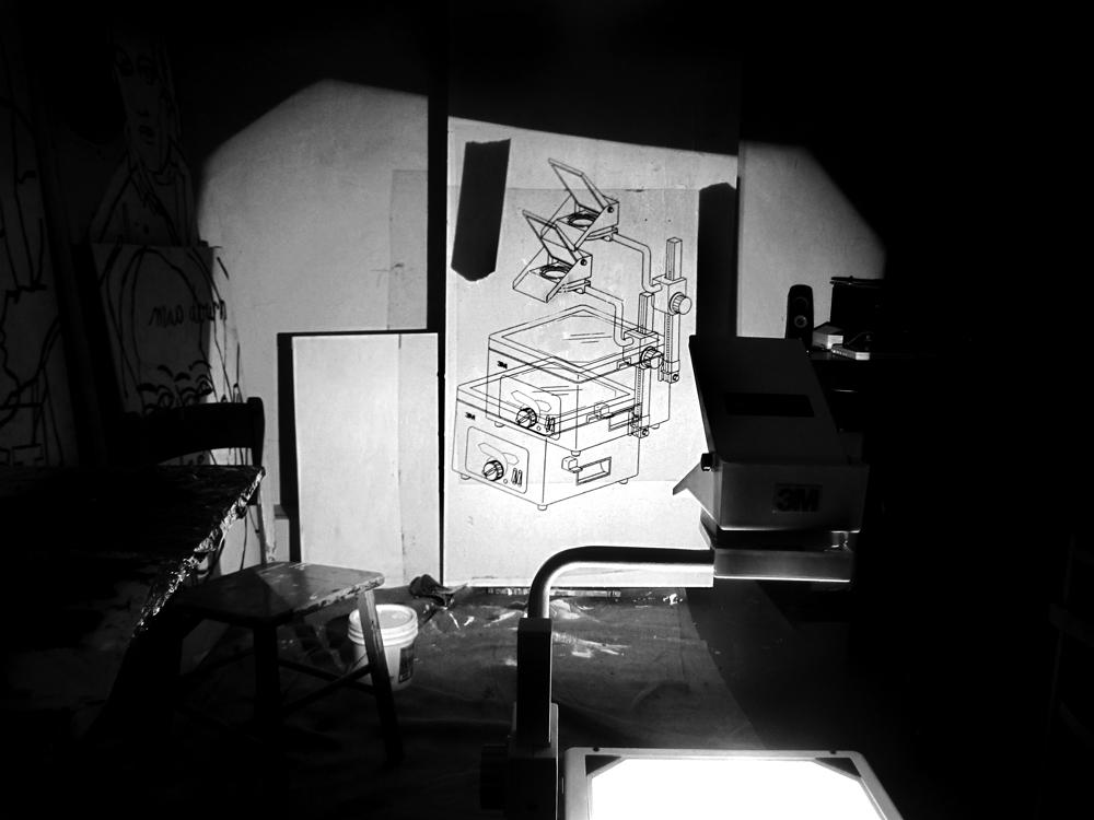 projectoring projected projectors