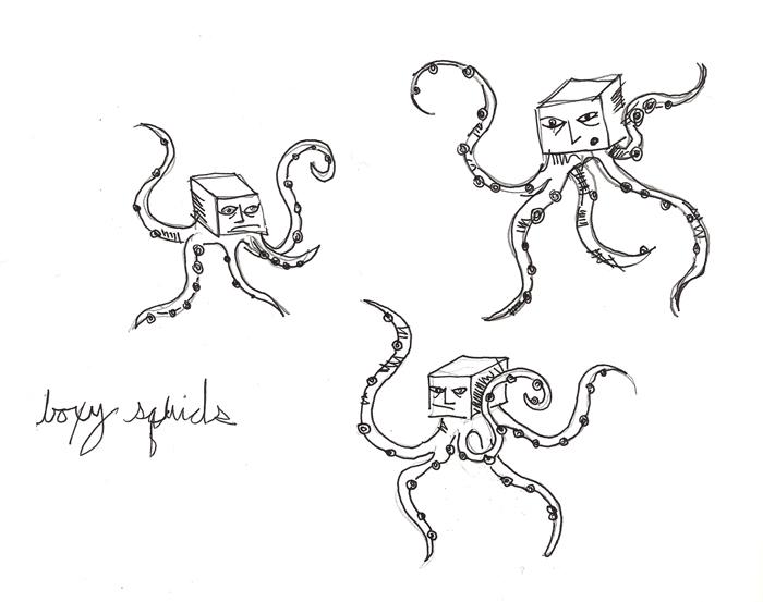 boxy squids