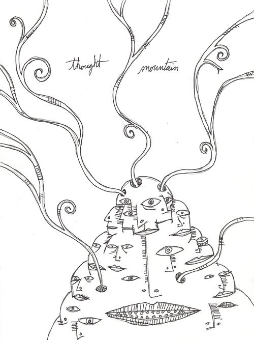 thought mountain