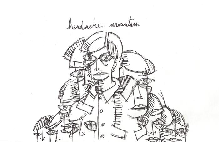 headache mountain