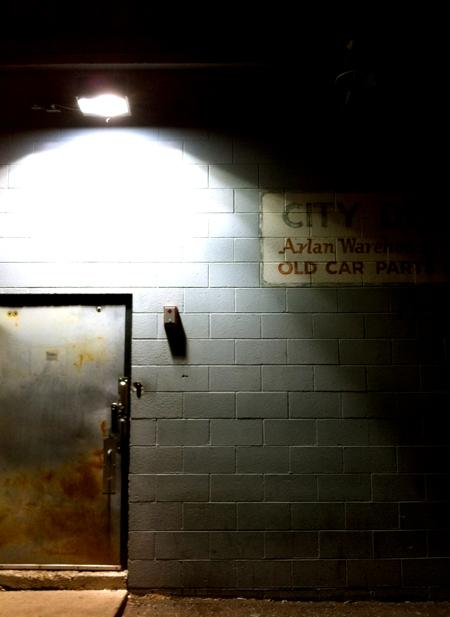 clubhouse door