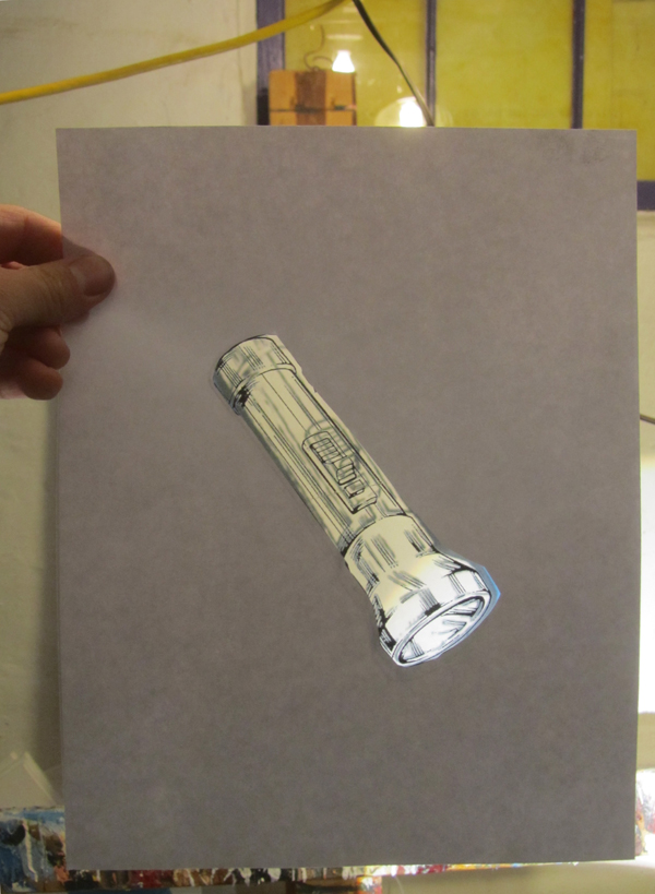 you had this flashlight growing up