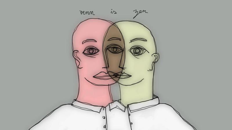 venn is zen