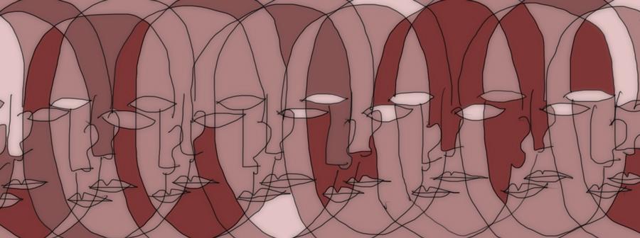 sixteen faces