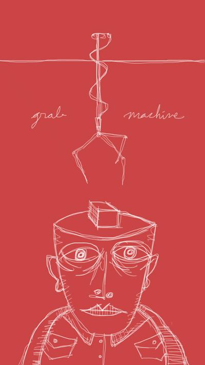 grab machine