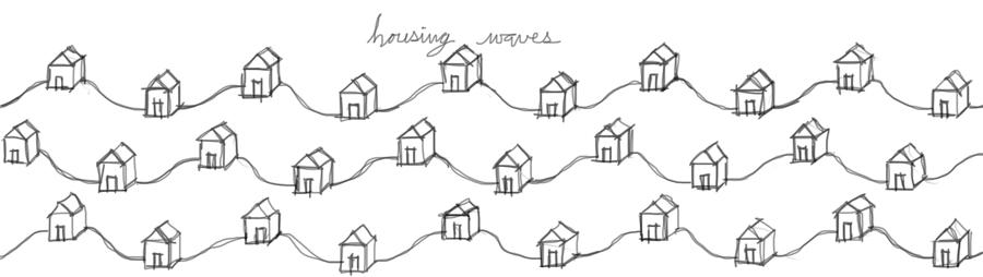 housing waves