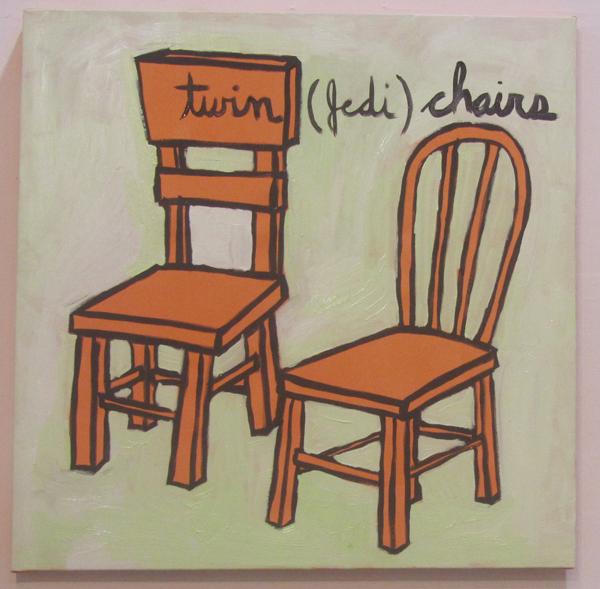 twin (jedi) chairs