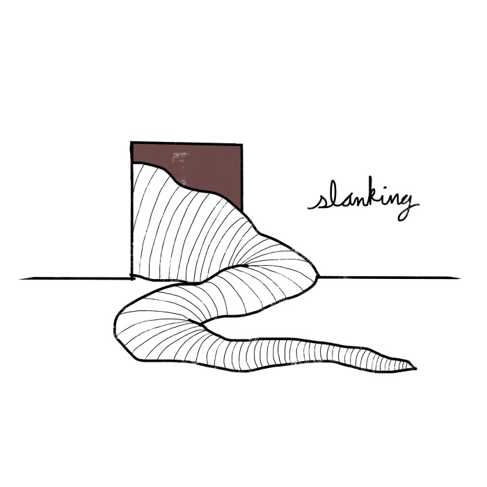 Slanking