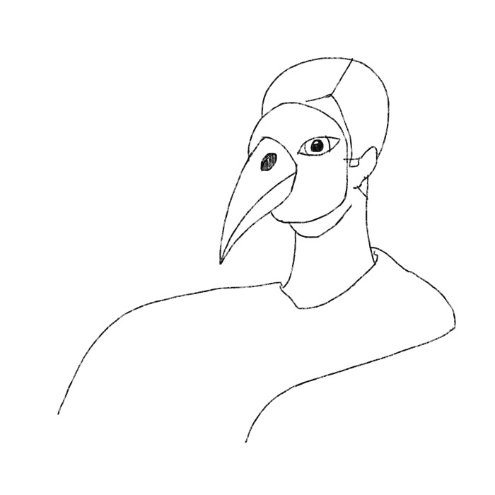 great bird costume