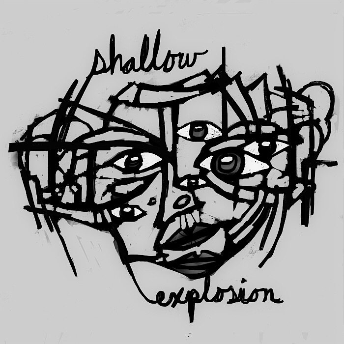 shallow explosion