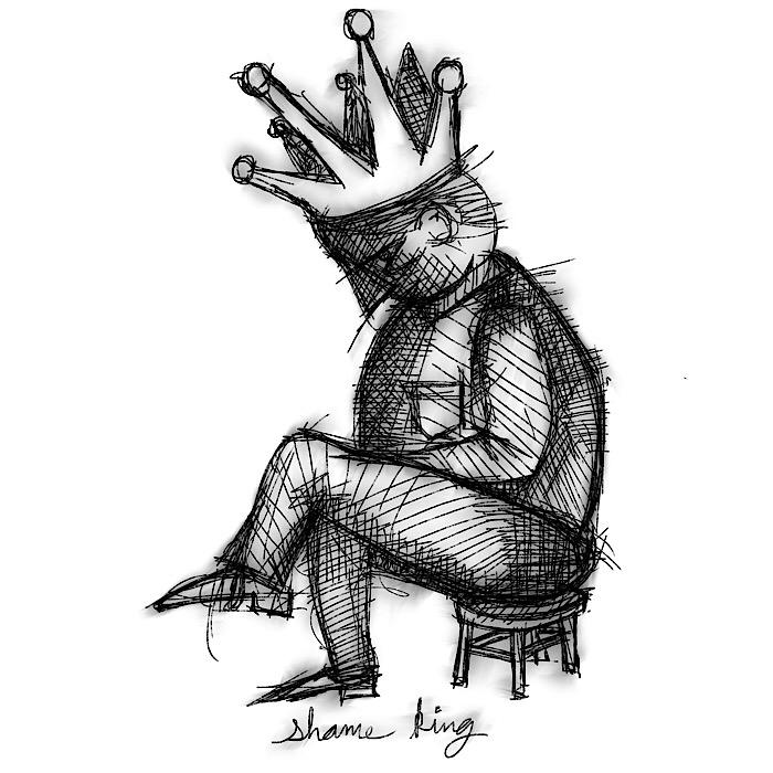 shame king