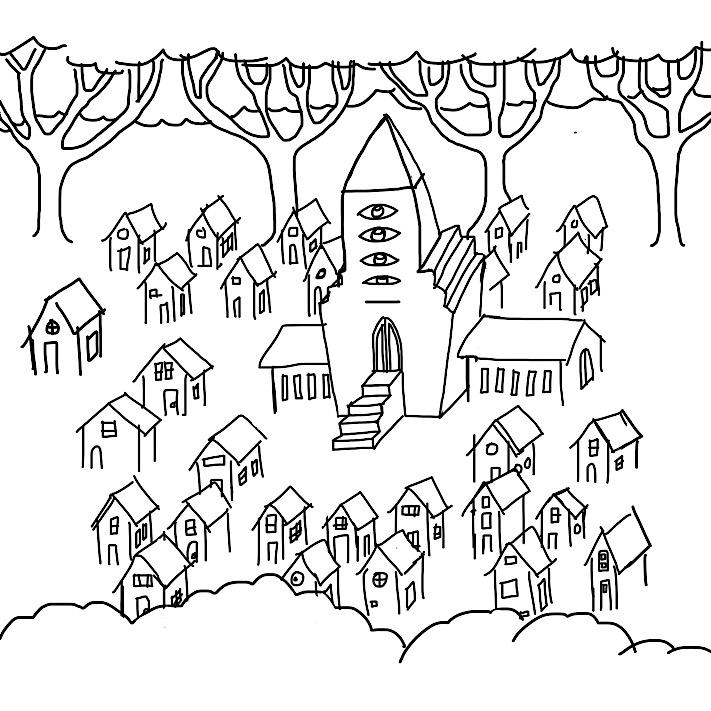 woods church