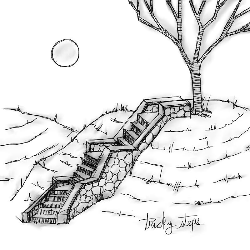 Tricky steps