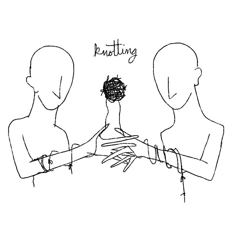 knotting