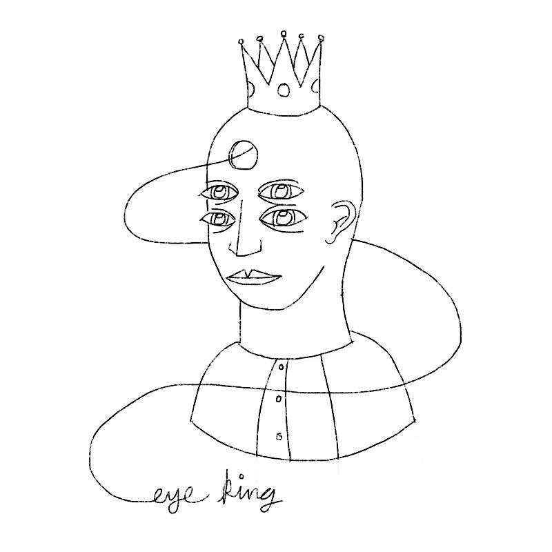 eye king