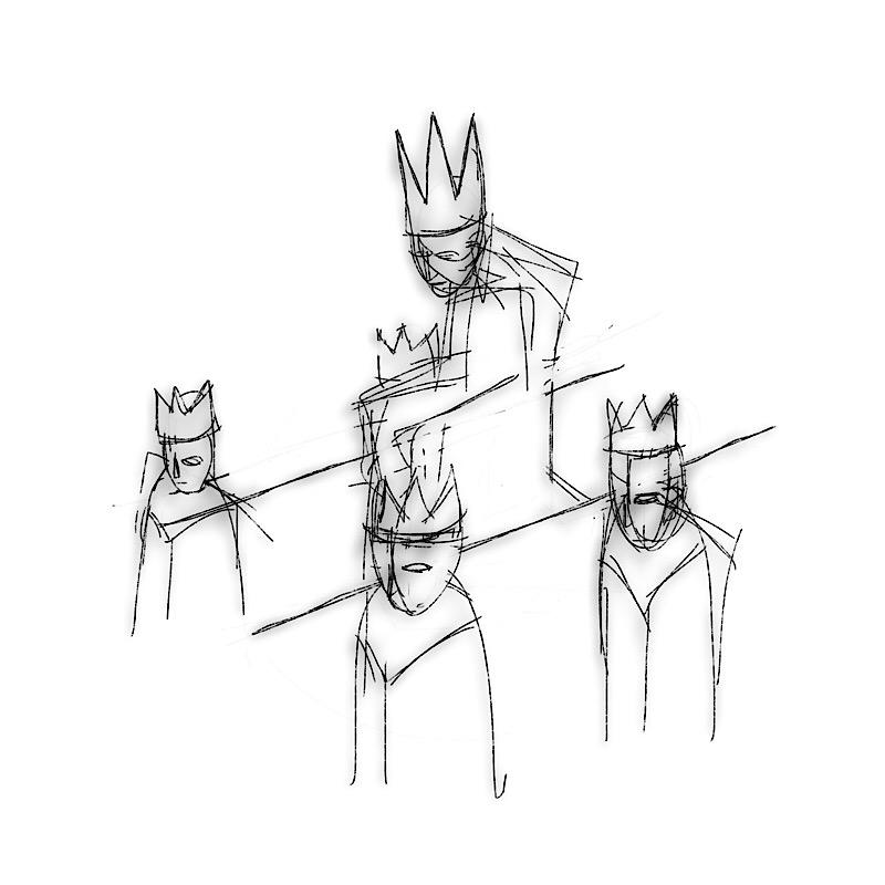 king transition