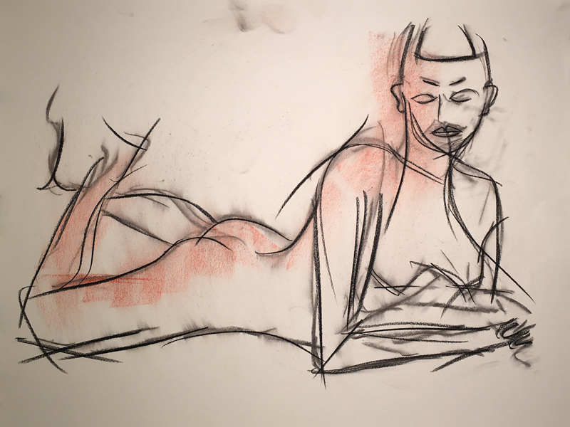 untitled drawing of addison 006