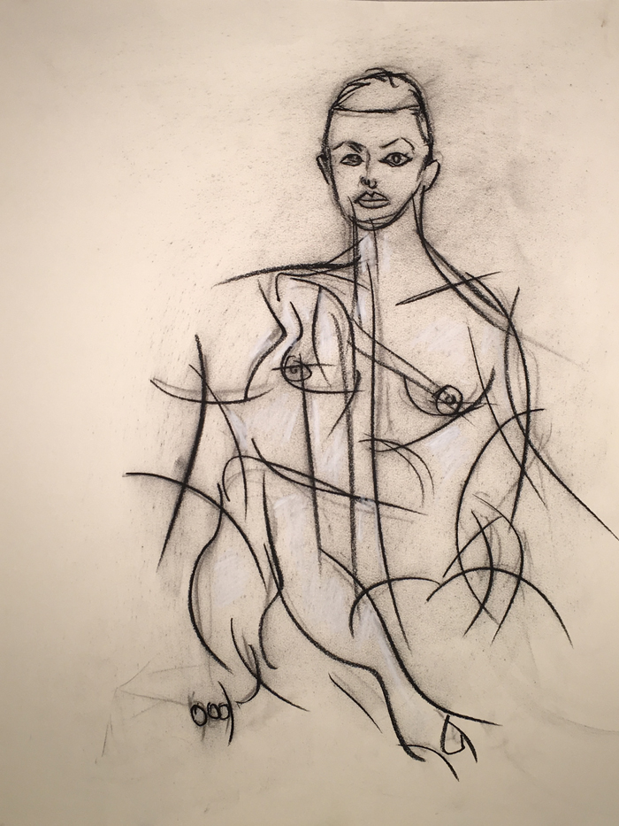 untitled drawing of addison 010