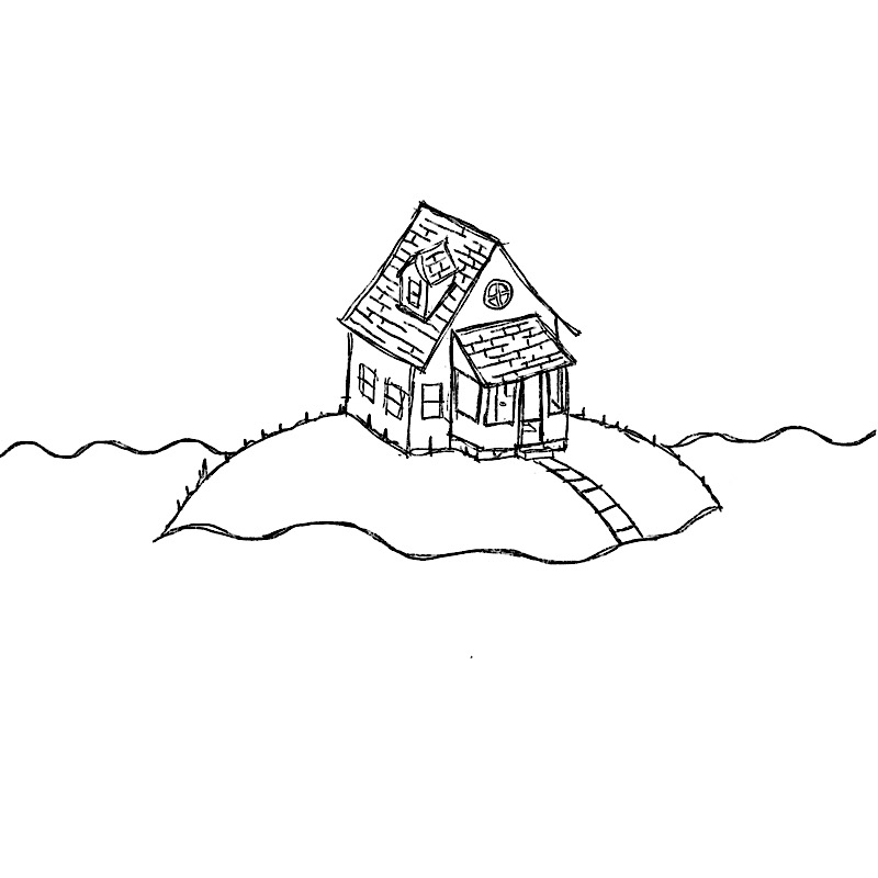 bungalow island