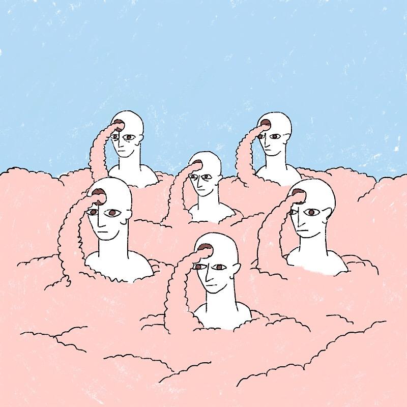 group brain bath