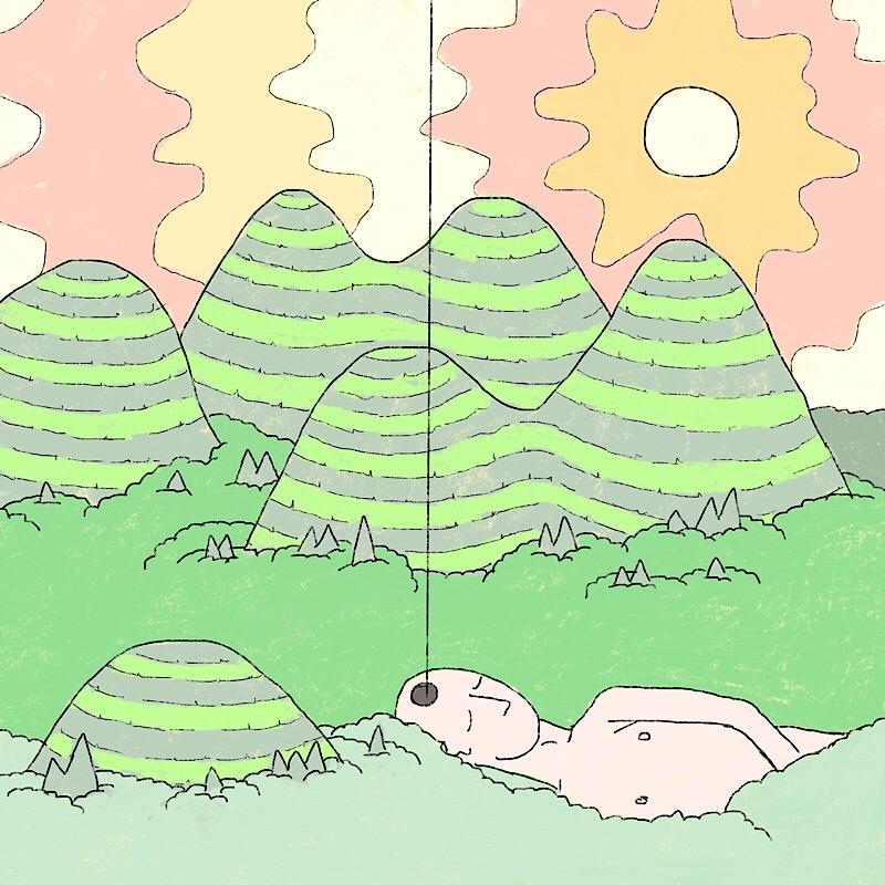 Mountainous sleep